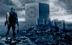 romantisme de l'apocalypse, Ville, destruction