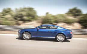Bentley, Continental, Car, machinery, cars
