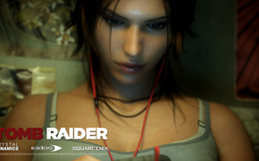 Lara Croft, girl