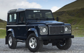 Land Rover, Defender, Car, machinery, cars