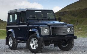 Land Rover, Defender, 汽车, 机械, 汽车