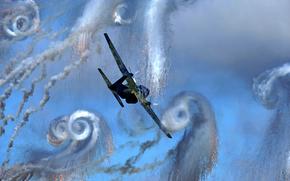 aeronautica militare, Germania, cielo, LTC