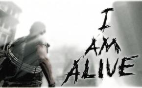 i, am, alive