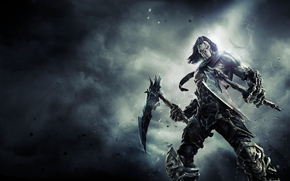 darksiders, 2, ii, game