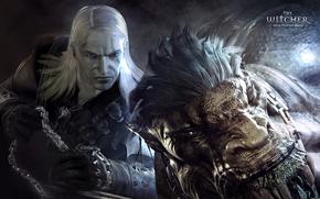 Wiedmin, Geralt, Medalion