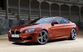 BMW, Supercar, frente, fondo, BMW