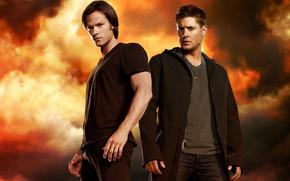 Sobrenatural, Jared Padalecki, Jensen Ackles