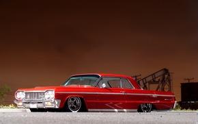 импала, Chevrolet, шевроле, низко