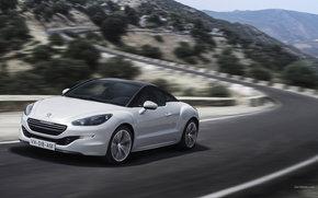 Peugeot, RCZ, Voiture, Machinerie, voitures