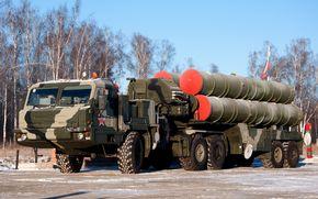 S-400, Triumph, rocket launcher