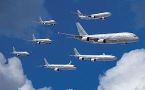 Самолет, Модели