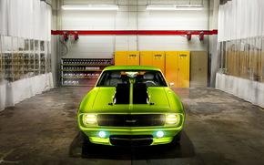 шевролет камаро, гараж, Chevrolet