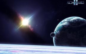 planet, gas giant, satellites