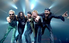 группа, хэви-метал, хард-рок, Ганновер, Германия