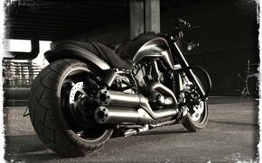 Harley, Davidson, krutyag