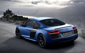 Audi, r8, Car, machinery, cars