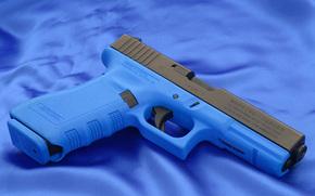 Glock, pistola, arma, carta da parati, Austria, tela, sfondo