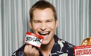American Pie: Tutti montaggio, Stifler, Seann William Scott