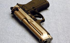 Beretta, gun, weapon