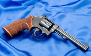 Smith & Wesson, revolver, weapon, wallpaper