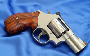 Smith & Wesson, model, weapon, wallpaper