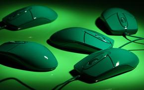 mouse, Filo, ruota, hi-tech