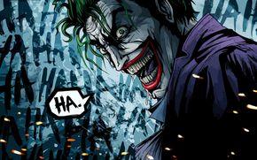 Joker, Bandit, Bandit, verrckt