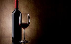 wine, red, goblet, bottle, glass