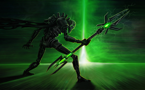 Necron, Gran Sacerdote Necron, energia