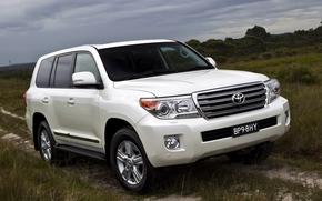 Toyota, Land, Cruiser, Land Cruiser, Ato, wallpaper, Australian version, Japan, SUV, toyota