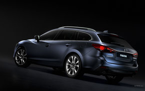 Mazda, MAZDA6, Auto, Maschinen, Autos