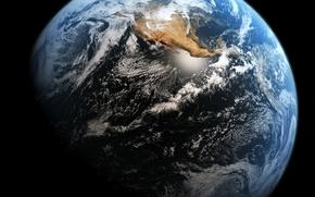 planet, land,
