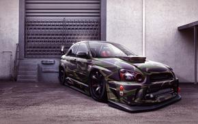 Disegno, Subaru, Subaru