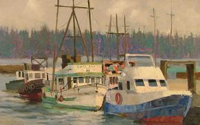 Ships, wharf, berth, pier, Yacht, Boat