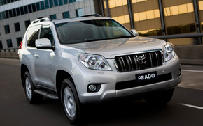 Toyota, Land, Cruiser, Prado, TLC Prado, Land Cruiser, wallpaper, toyota