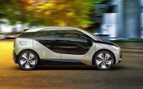 концепт, компакт-кар, движение, BMW