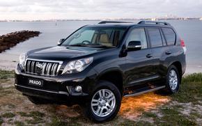 Toyota, Land, Cruiser, Land Cruiser, TLC Prado, Japan, Australia, Australian version, toyota