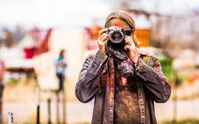 photographer, color