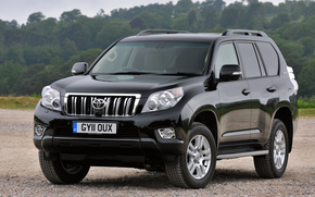 Toyota, Land, Cruiser, Prado, TLC Prado, SUV, jeep, wallpaper, toyota