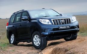 Toyota, Wypoycza, Krownik, Prado, Samochd, tapeta, SUV, jeep, maszyna, TLC Prado, Toyota
