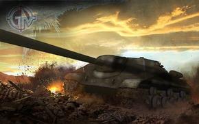mundo de los tanques