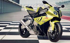 Motorrad, Tapete, BMW, Sport, Fahrrad, schn, verfolgen, Stadion, Motorrder