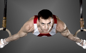 view, Mike, muscle, Ring, training, athlete