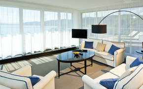 интерьер, стиль, дизайн, дом, вилла, коттедж, зал, гостиная, жилая комната
