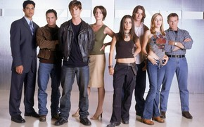 series, Alien City, The main actors series