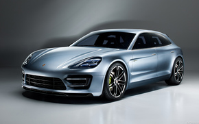 Porsche, Panamera, Concetto