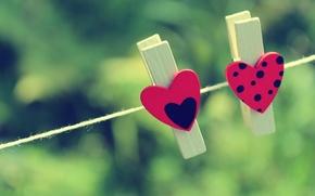 Heart, Green, Mood