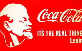Plakat, Lenin