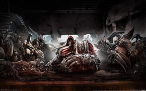 Darksiders, Guerre, Monstres