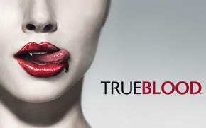True Blood, Vampires, blood
